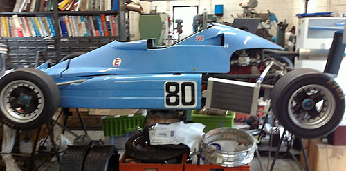 historic Race cars for sale from historicracingorguk by Len Selby