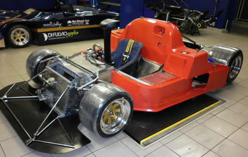 Race Car Chassis Builders Uk